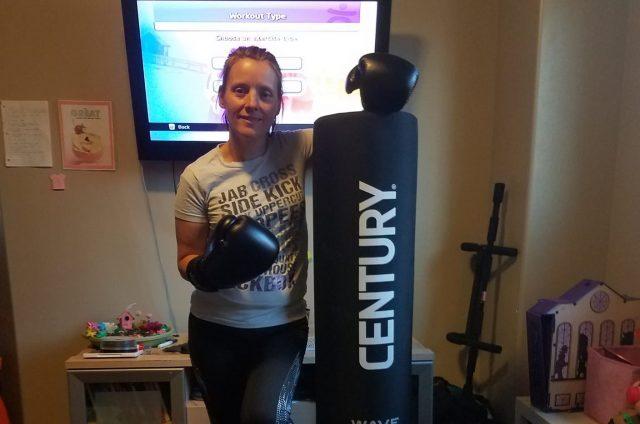 The Kickboxing Bag
