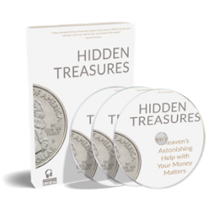 CD: Hidden Treasures Audiobook on 3 CDs