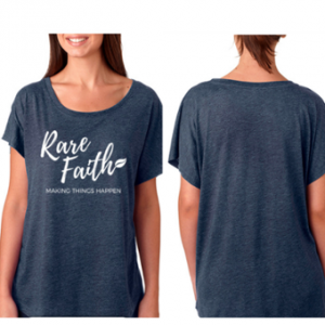 Shirt: Rare Faith – Making Things Happen