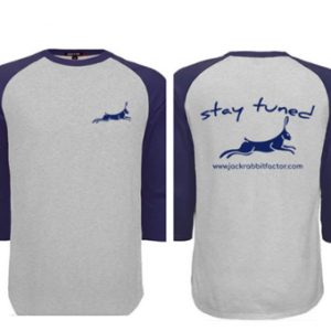 Shirt: Stay Tuned