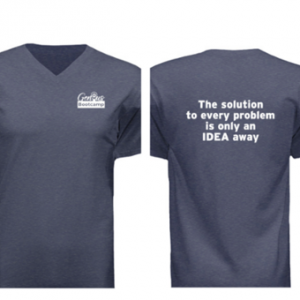 Shirt: The Solution to Every Problem – Mens