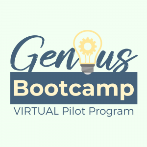 Genius Bootcamp Virtual (Pilot Program)