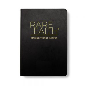 Rare Faith 90X Undated Goal Planner