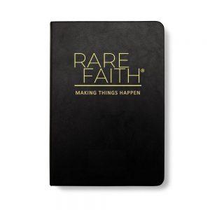 Rare Faith 90X Undated Goal Planner