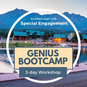 Genius Bootcamp® LIVE – Holmstead Resort