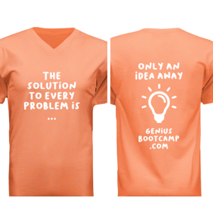 Shirt: The Solution to Every Problem